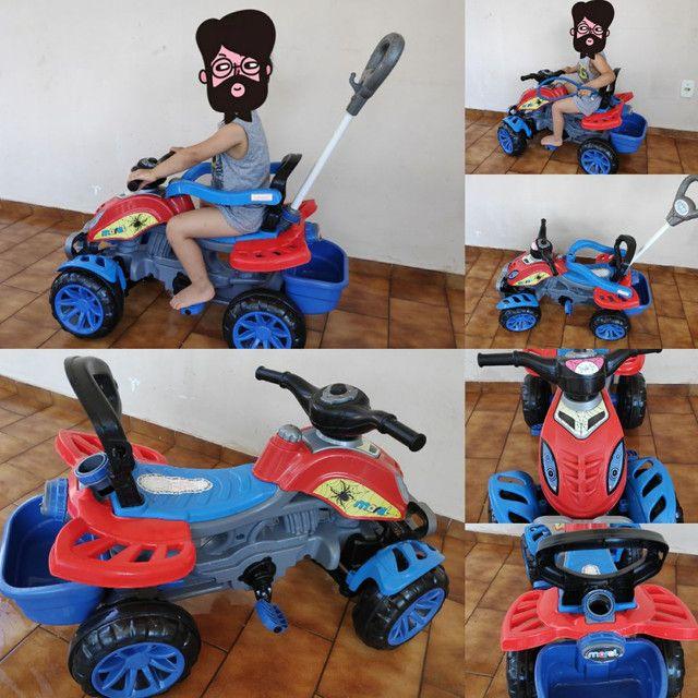 Motoca que vira Triciclo METADE DO PREÇO