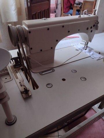 Máquina reta industrial LANMAX semi nova - Foto 6
