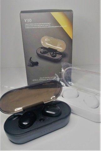 Fone Bluetooth (Y30-Tws) _ Promoção!! - Ótima Qualidade de Som