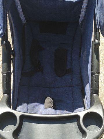 Carrinho bebê conforto completo marca cosco - Foto 6