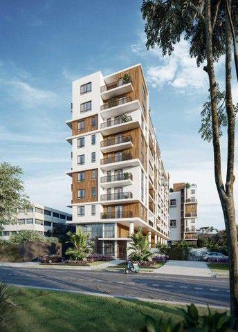 Apartamento Duplex com 1 dormitório à venda, 76 m² por R$ 610.123,79 - Rebouças - Curitiba