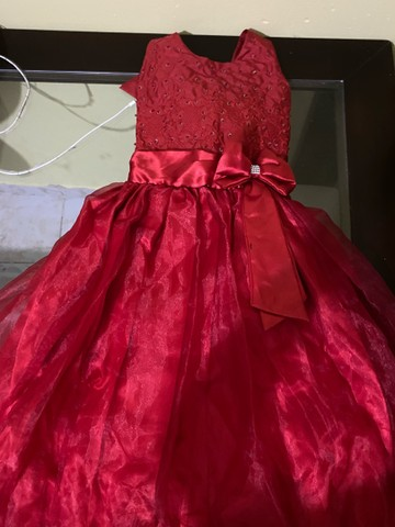 Vende- se vestido festa infantil  - Foto 4