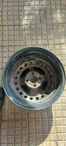 """Roda de ferro aro 15"""" - Foto 2"""
