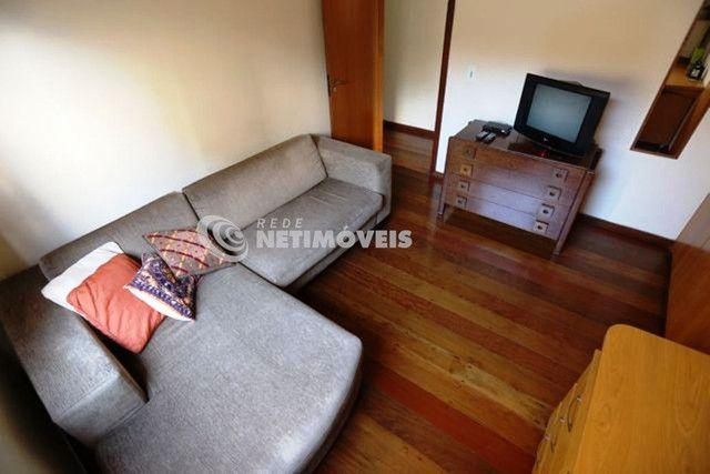 Casa à venda com 4 dormitórios em Itapoã, Belo horizonte cod:631309 - Foto 4