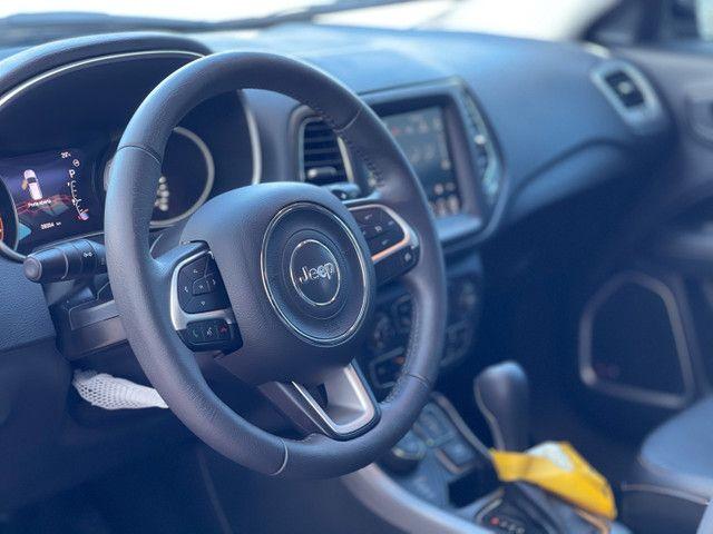 Compass longitude! Diesel! 2020! Pacote premium! - Foto 7