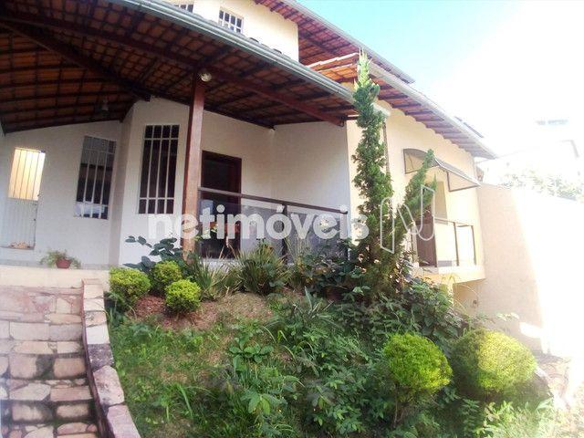 Casa à venda com 5 dormitórios em Dona clara, Belo horizonte cod:740521 - Foto 15