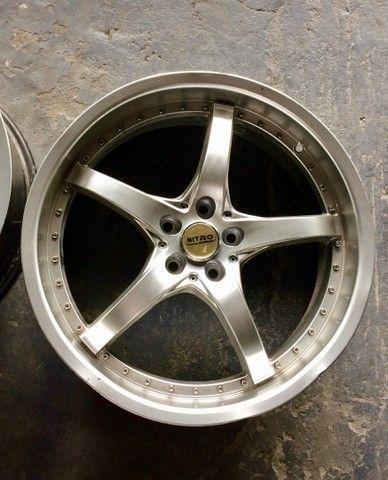 Rodas 20 Nitro Wheels 5x112 5x114 - Foto 4
