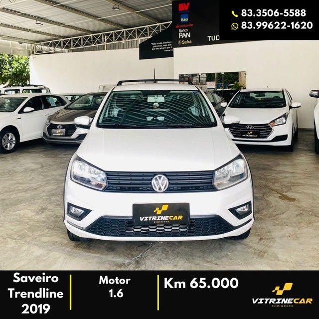 Saveiro Trendline 1.6 2019 - Foto 3