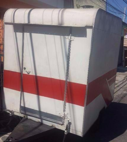 TRAILLER ANO 2000 FOOD TRUCK ACEITO TROCAS 2000