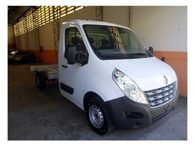 RENAULT MASTER CHASSI MASTER 2.3 16V DCI L2H1 CHASSI CABINE 2016