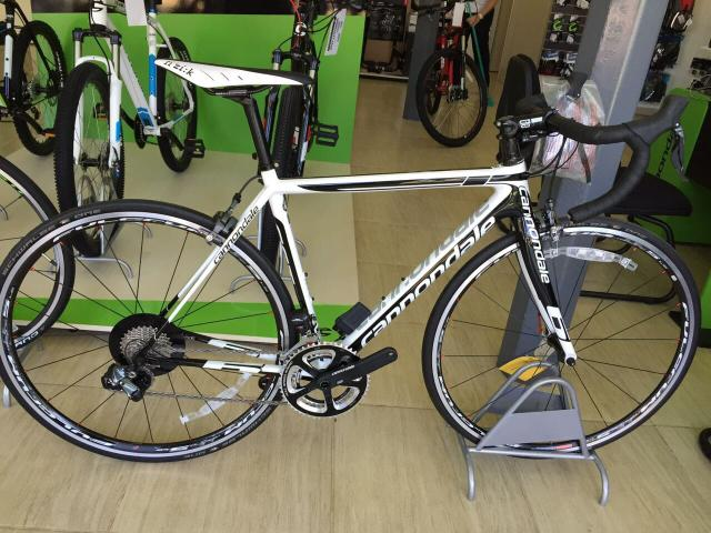 Cannondale Super Six Evo Di2 Speed