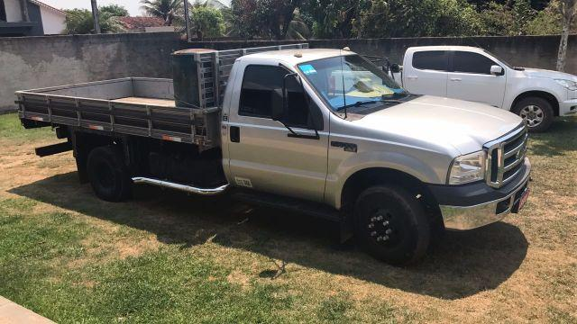 FORD F 4000 4X4 2011/2011