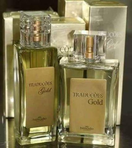 Perfumes Traduções Gold (Fragrâncias Importadas Originais)
