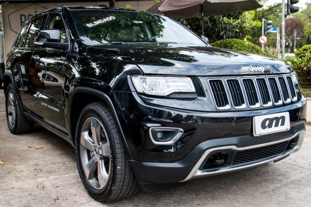 JEEP GRAND CHEROKEE 2014/2015 3.6 LIMITED 4X4 V6 24V GASOLINA 4P AUTOMATICO