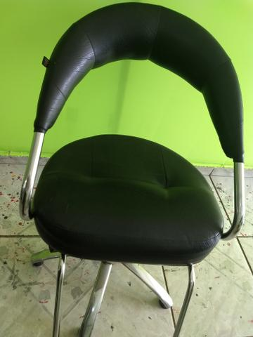 Cadeira para cabeleireiros