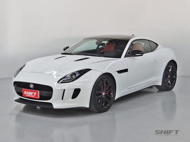 Charming JAGUAR F TYPE SUPERCHARGED COUPE 3.0 V6 2015