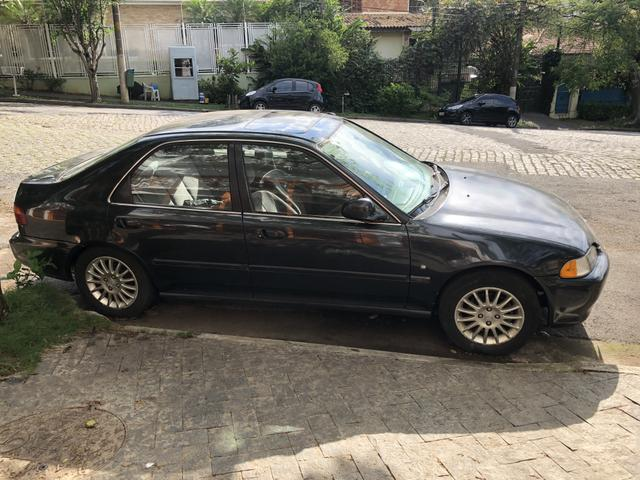 Vendo Honda Civic EX 95