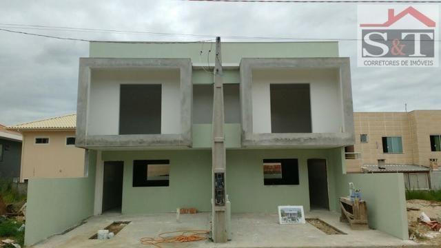 S&T* Lindo duplex em construção nos Ingleses!!!