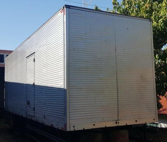 Baú caminhão trucado - Foto 3