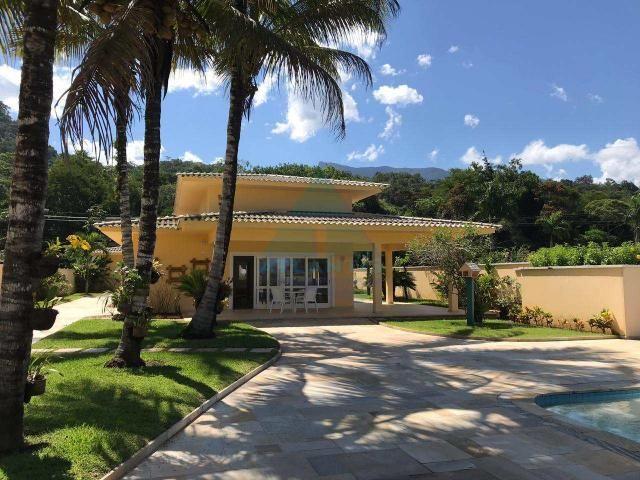 Casa à venda com 5 dormitórios em Praia dura, Ubatuba cod:1067
