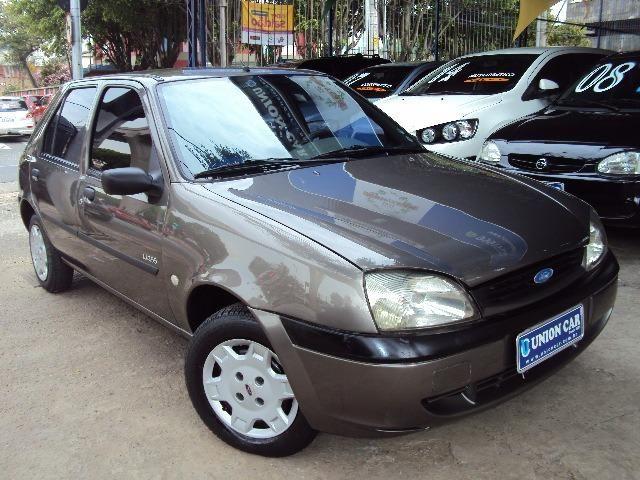 Fiesta Hatch Class 1.0 8v Zetec 2001 4 Ptas - Direção Hidr - Conj. Elétrico - Confira.! - Foto 8