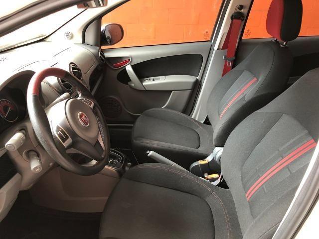 Fiat Palio Sporting 1.6 Flex Automatico 2016 Completo Muito Muito Conservado - Foto 10