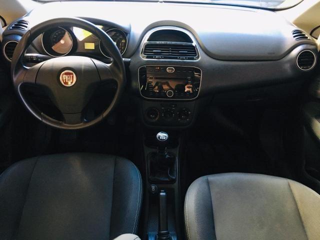 Fiat punto 2015/2016 1.4 attractive 8v flex 4p manual - Foto 8