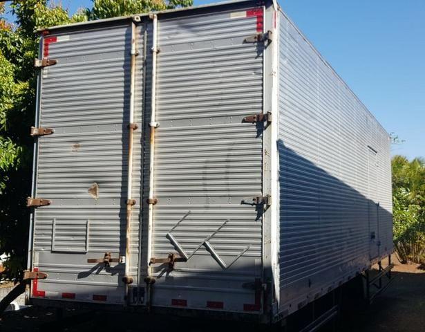 Baú caminhão trucado - Foto 4