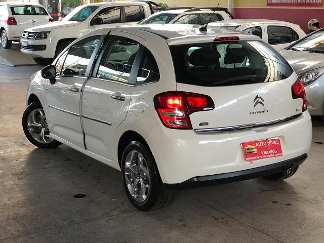 C3 2013 Exclusive 1.6 aut Top de linha - Foto 13