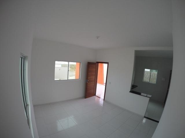 Pronta pra Morar Use seu FGTS na entrada Parcelas R$ 450,00  Casa 2/4 em Nova Esperança - Foto 3