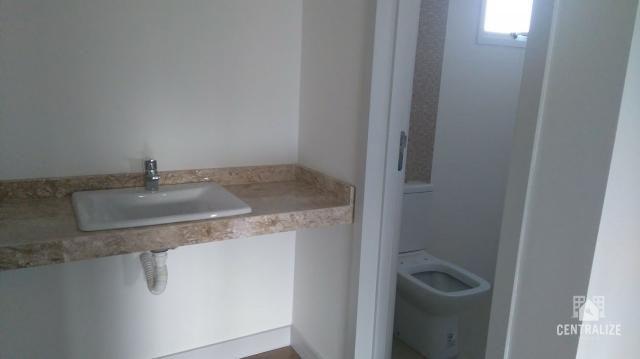 Apartamento à venda com 3 dormitórios em Centro, Ponta grossa cod:330 - Foto 14