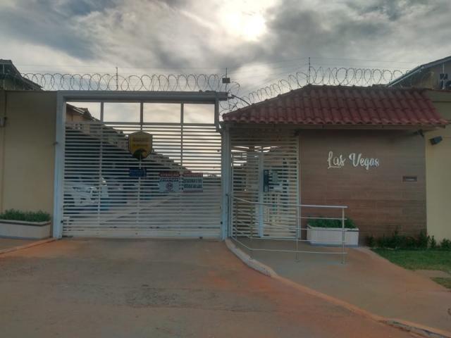 Casa de condomínio à venda com 2 dormitórios em Residencial florida, Goiania cod:1030-1159