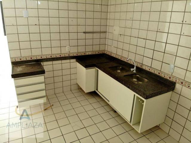 Apartamento com 3 dormitórios à venda, 128 m² por r$ 480.000 - de lourdes - fortaleza/ce - Foto 14