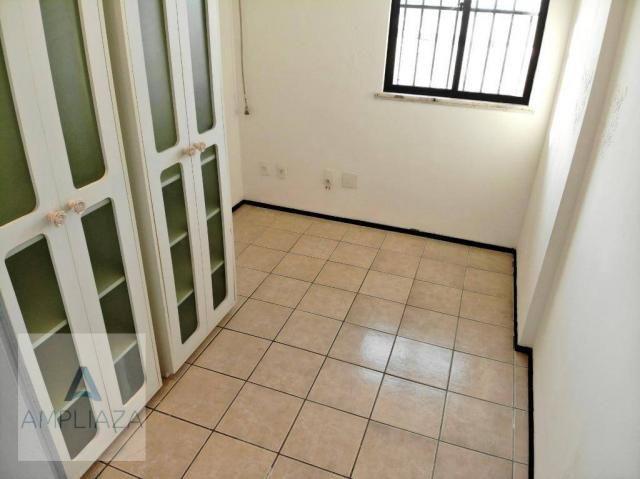Apartamento com 3 dormitórios à venda, 128 m² por r$ 480.000 - de lourdes - fortaleza/ce - Foto 8