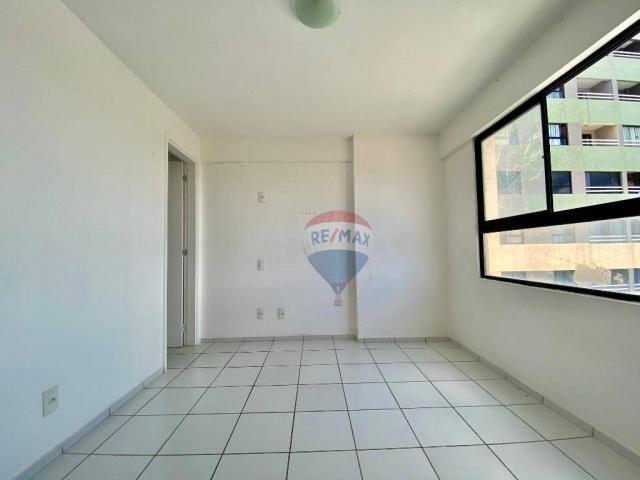 Apartamento com 2 dormitórios à venda, 59 m² por r$ 190.000 - pitimbu - natal/rn sun garde - Foto 5