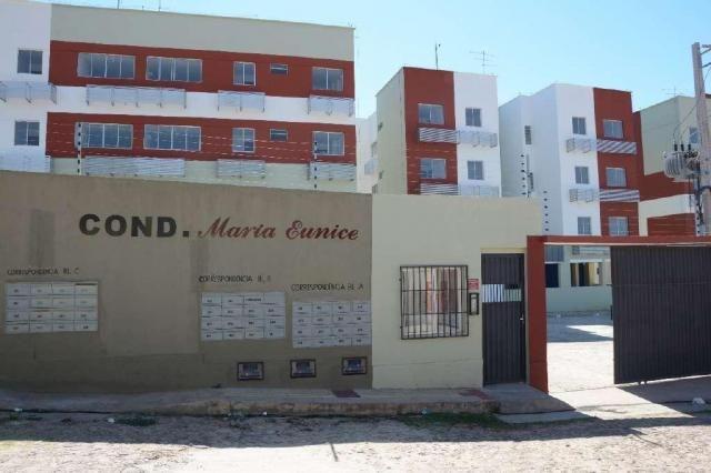 Apartamento, Condomínio Maria Eunice, Promorar, Teresina - PI.