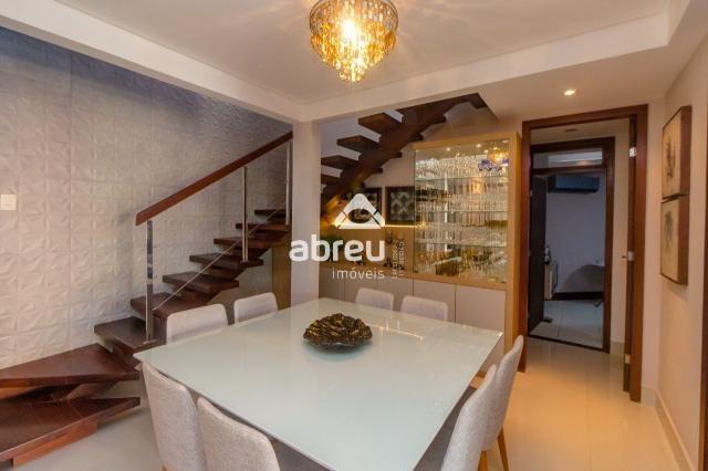 Casa de condomínio à venda com 4 dormitórios em Nova parnamirim, Parnamirim cod:820731 - Foto 6