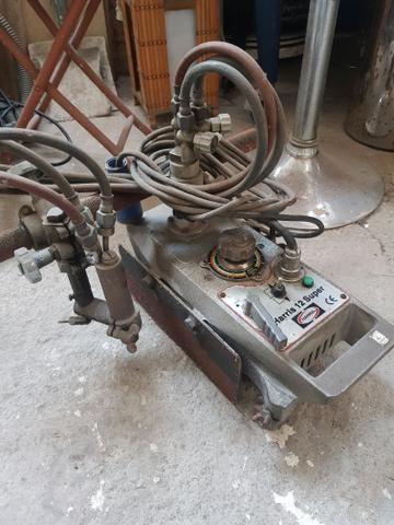 Máquina de oxicorte tartaruga