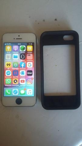 Vendo um iPhone 5s 64gb Zap *