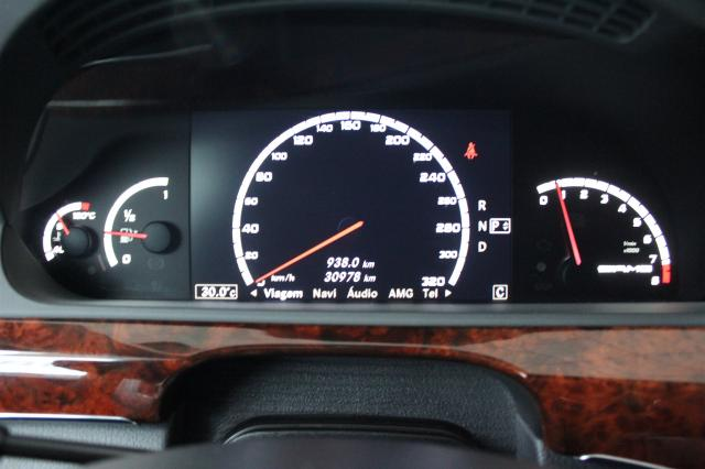 MERCEDES-BENZ S 63 AMG 2009/2009 6.2 V8 GASOLINA 4P AUTOMÁTICO - Foto 12