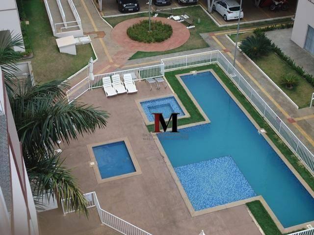 vendemos apartamento mobiliado com 2 quartos no Res Torre de Italia - Foto 11