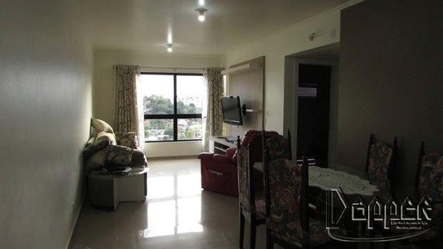 Apartamento à venda com 2 dormitórios em Canudos, Novo hamburgo cod:12319 - Foto 4