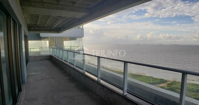 LYV - Apartamento novo/ 5 quartos/ vista mar - Foto 3