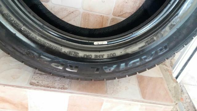 2 dois pneus novos - Foto 2