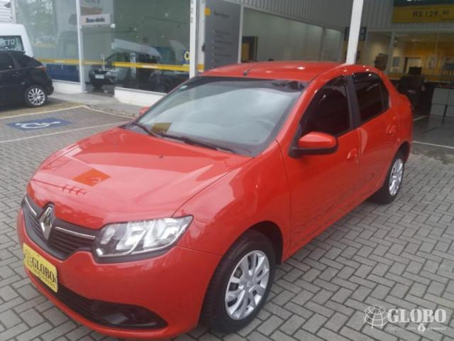 Renault Logan Expression Hi-Flex 1.6 8V - Foto 2