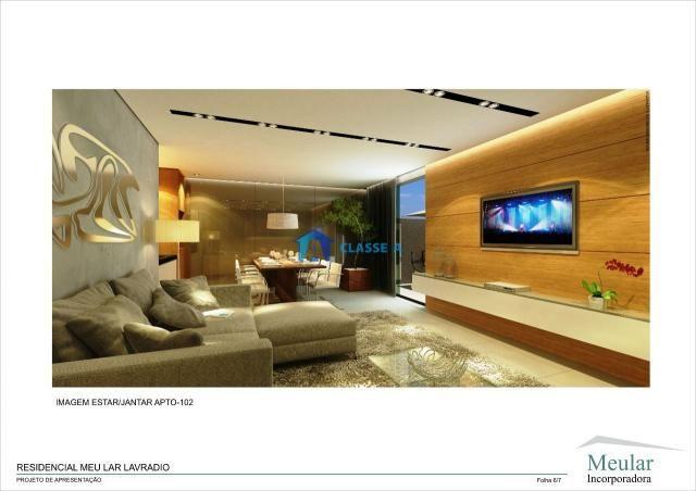 Cobertura à venda com 3 dormitórios em Alto dos pinheiros, Belo horizonte cod:1609 - Foto 3