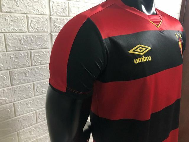 Camisas do sport 1 linha top ZAP * - Foto 5