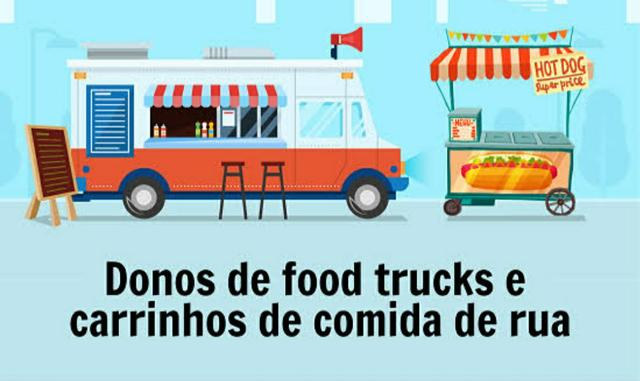 FOOD TRUCK Trailler de lanches