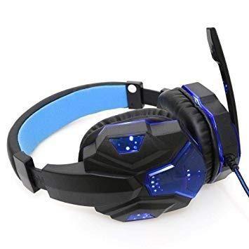 Fone Headset Gamer Led Com Microfone. Compatível:PS3, PS4, Xbox onde, Pc e celulares - Foto 4