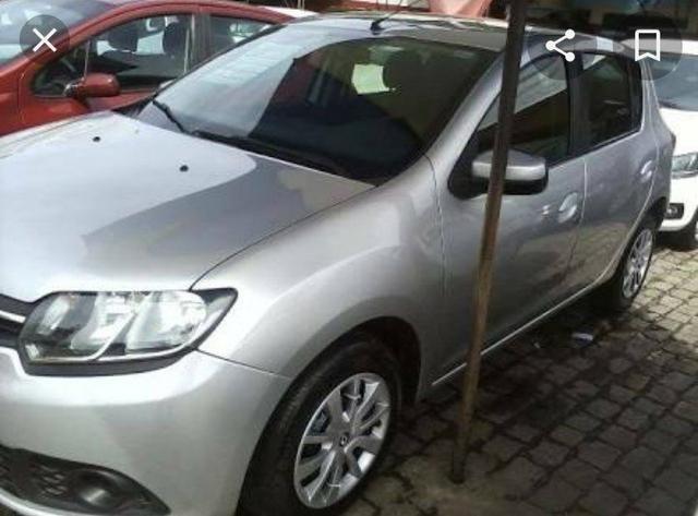 Renault Sandero Prata - Foto 2